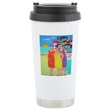 Tourist Season Beach Se Travel Mug