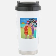 Tourist Season Beach Se Travel Mug