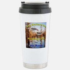 10x10 Square Stainless Steel Travel Mug