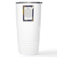 Graduation Key To The F Travel Mug