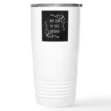 coaster-stain-7 Travel Mug