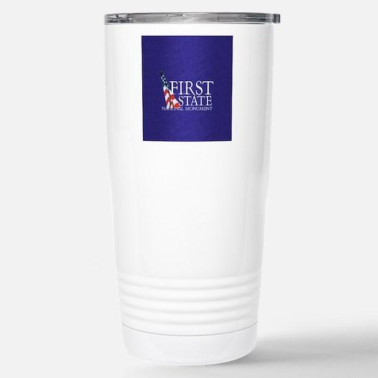 firststatesq Stainless Steel Travel Mug