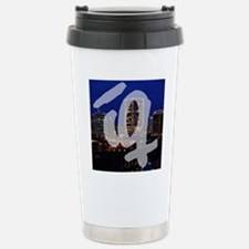 IQ Skyline Stainless Steel Travel Mug