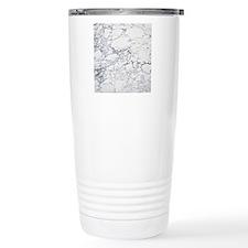 Marble Notes Travel Mug