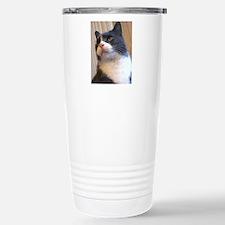 The Face Of Innocence Travel Mug