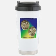 Oregon Trail Half Dolla Travel Mug