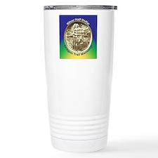 Oregon Trail Half Dolla Travel Mug