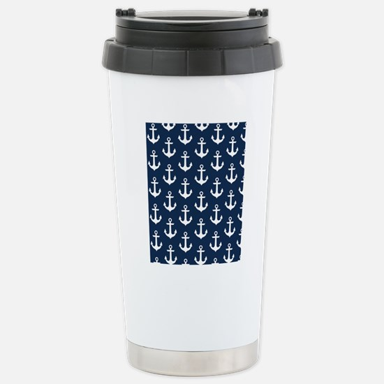 Anchor Me Stainless Steel Travel Mug