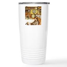 The Reader Travel Mug