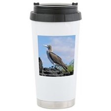 blue footed booby mouse Travel Mug