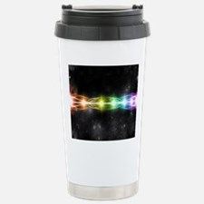 7 chakra H Mouse pad Stainless Steel Travel Mug