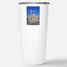 VaticanCity_8.887x11.16 Stainless Steel Travel Mug