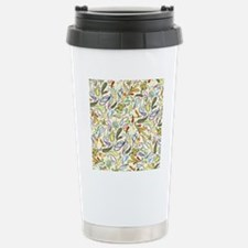 Crazy For Paisley Stainless Steel Travel Mug