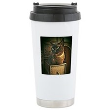 Kiwi the Burmese Cat Travel Mug