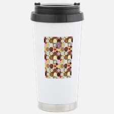 Cookies Stainless Steel Travel Mug