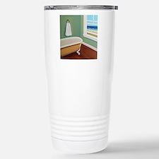 Window Sea Bath Tub Stainless Steel Travel Mug