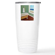 Window Sea Bath Tub Travel Mug