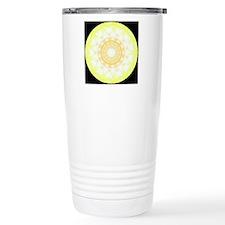 Mandala Travel Coffee Mug