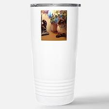 Tonkinese Cat I Stainless Steel Travel Mug
