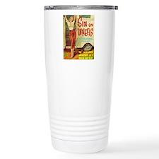 Sin On Wheels Travel Mug