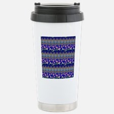 Lotus Stainless Steel Travel Mug