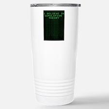 Simulation Theory Travel Mug