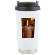 Bucket of Champagne Travel Mug