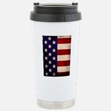 Stars and Stripes Artis Stainless Steel Travel Mug