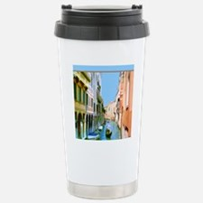 Venice Canal Stainless Steel Travel Mug