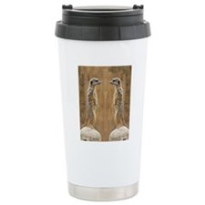Meerkat Travel Coffee Mug