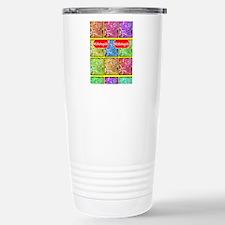 histologist flip flops  Travel Mug