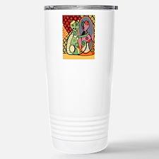 Picassos Cat Travel Mug