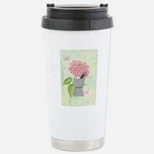 pest and mort hydrangea Travel Mug
