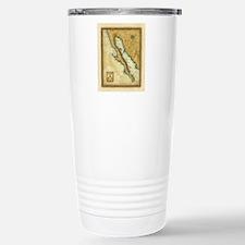 Baja Map Travel Mug