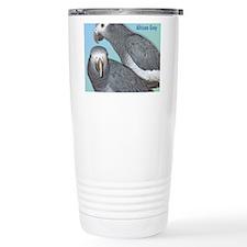 African Greys Timneh Travel Mug