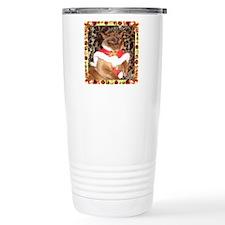 King of Cats Travel Mug