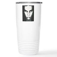 painting b and w Travel Mug