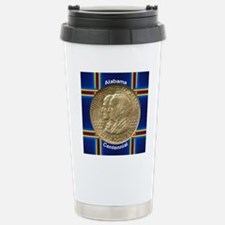 Alabama Centennial Half Travel Mug