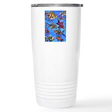 Wild Goldfish Travel Mug