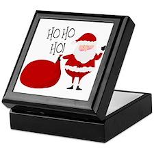 Ho Ho Ho! Keepsake Box