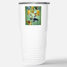 MOM-For to the birds Travel Mug