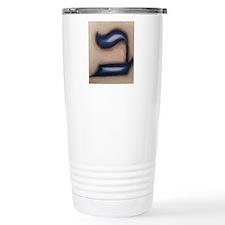 Letter Bet Travel Mug