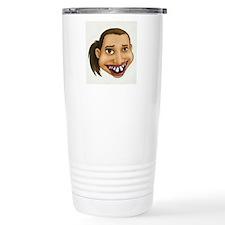 Hillbilly Snaggle Toogh Travel Coffee Mug