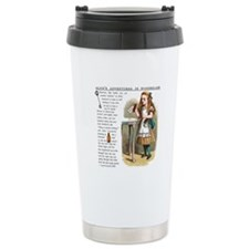 Alice in Wonderland Dri Travel Mug