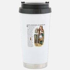 Alice in Wonderland Dri Travel Mug