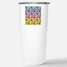 Sloths Stainless Steel Travel Mug