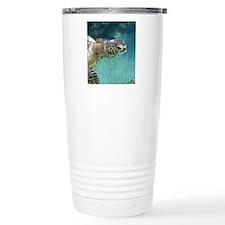 Sea Turtle Travel Coffee Mug