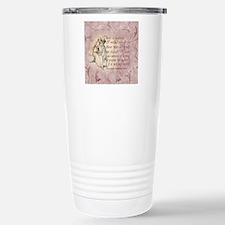 Northanger Abbey Quote Travel Mug