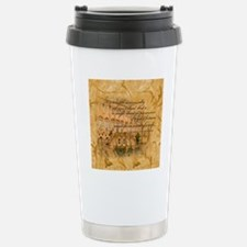 Jane Austen Quote Travel Mug