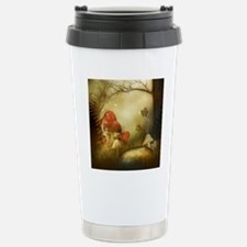 Fairy Woodlands 4 Stainless Steel Travel Mug